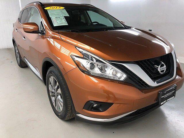2015 Nissan Murano SV