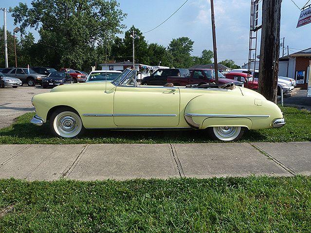 1948 Oldsmobile Ninety Eight