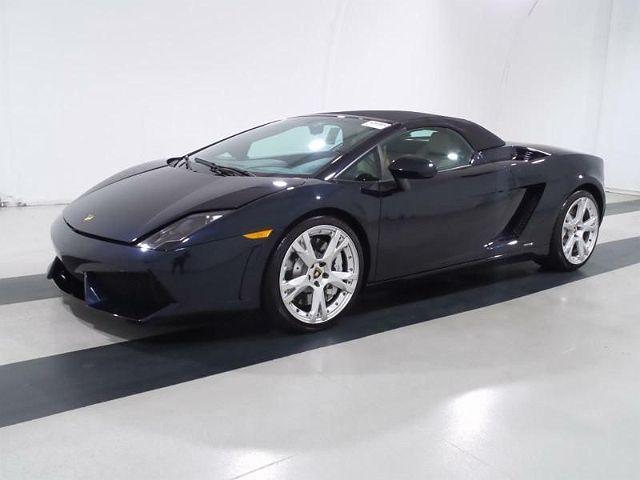 2010 Lamborghini Gallardo LP560 Spyder