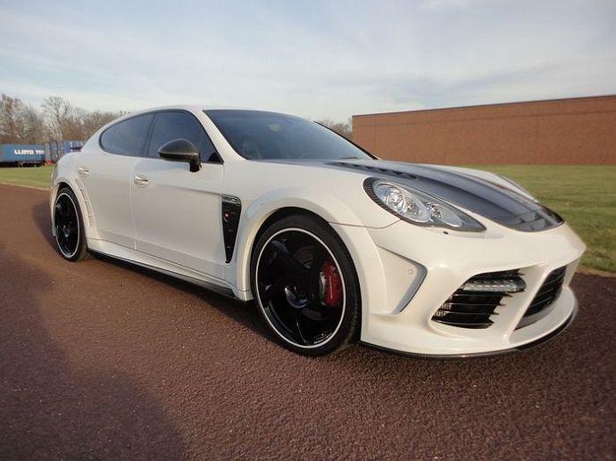 2010 Porsche Panamera Turbo For Sale In Hatfield Pa