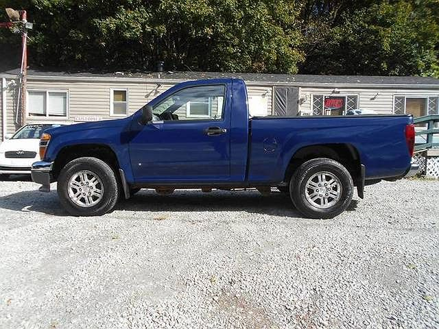 2009 GMC Canyon Work Truck