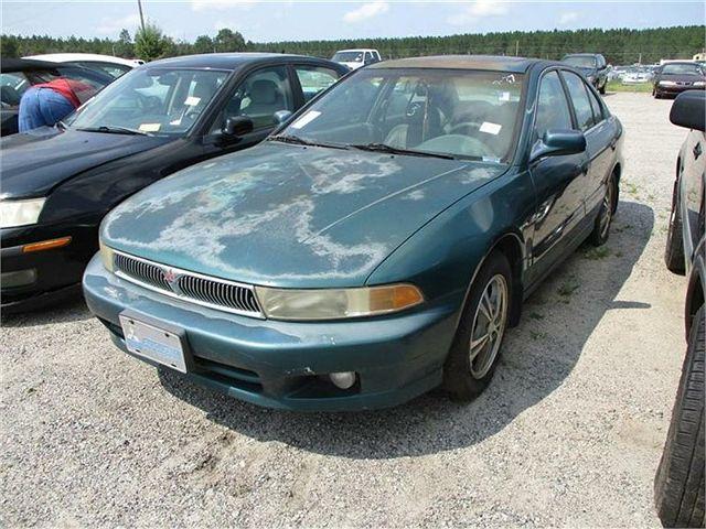 1999 Mitsubishi Galant LS