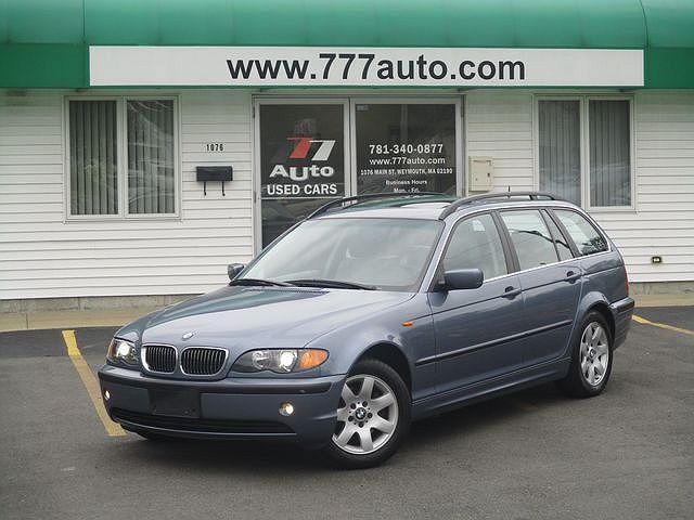 2002 BMW 3 Series 325xi