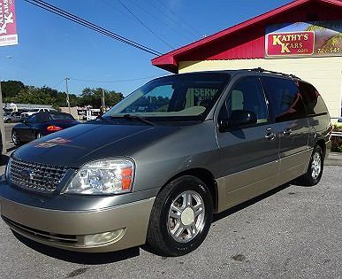 2004 Ford Freestar Limited Edition