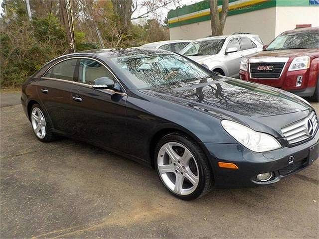 2006 Cls 500 >> 2006 Mercedes Benz Cls 500 For Sale In Raleigh Nc