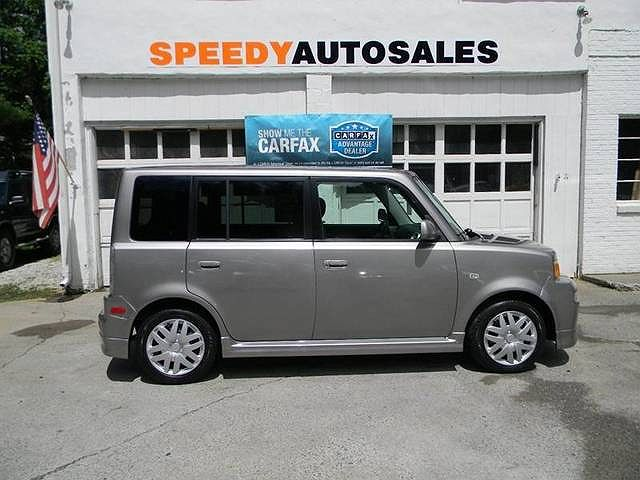 2004 Scion xB Base