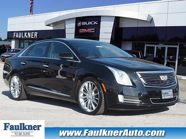 2016 Cadillac XTS Vsport Platinum