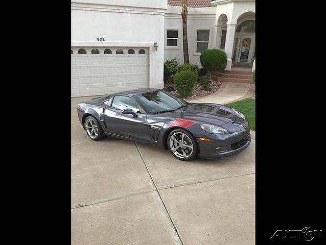 2010 Chevrolet Corvette Grand Sport LT3