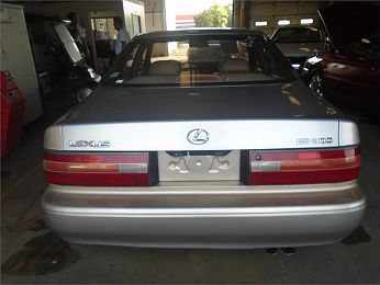 1996 Lexus ES 300 For Sale In Rock Hill, SC Image 2 ...