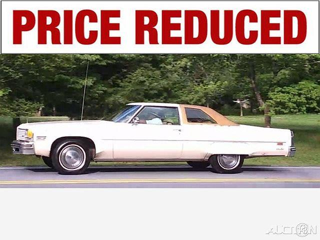 1976 Oldsmobile Ninety Eight Regency