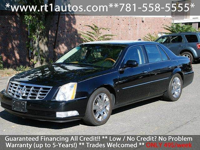 2009 Cadillac Dts Performance For In Saugus Ma Image 1