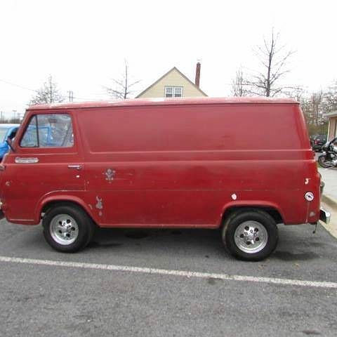 1960 to 1969 Ford Econoline For Sale