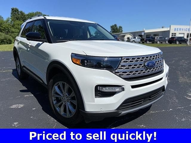 2021 Ford Explorer Limited Edition