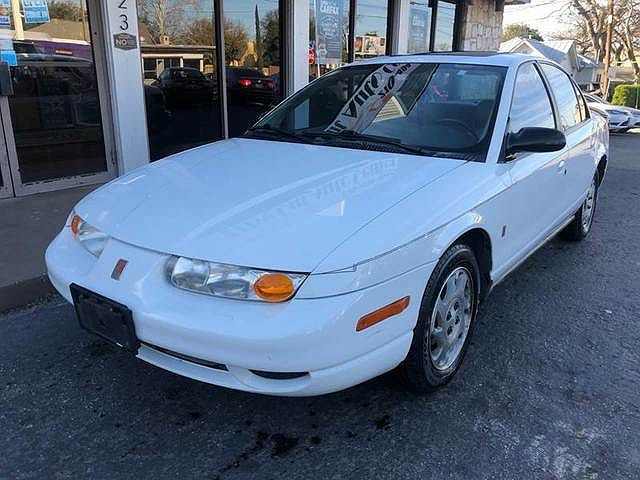 2001 Saturn S-Series SL SL2