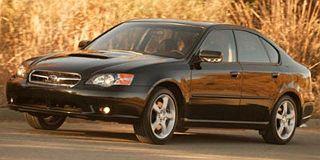 2005 SUBARU LEGACY 2.5 GT