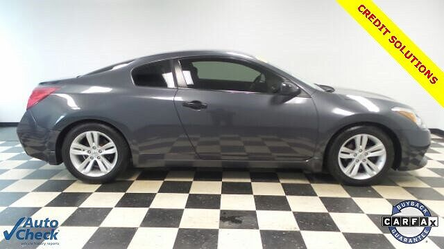 2011 Nissan Altima S
