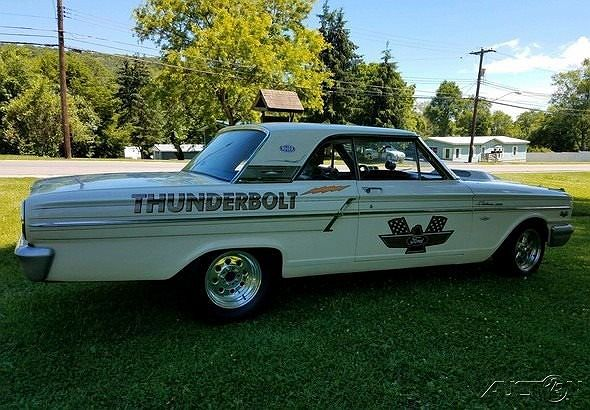 1963 to 1964 Ford Fairlane For Sale