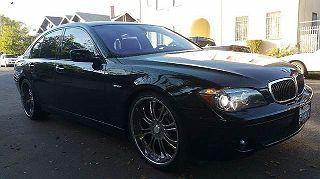 2006 BMW 7 SERIES 750I