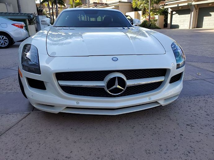 Mercedes Benz Sls Amg For Sale >> 2012 Mercedes Benz Sls Amg For Sale In La Jolla Ca