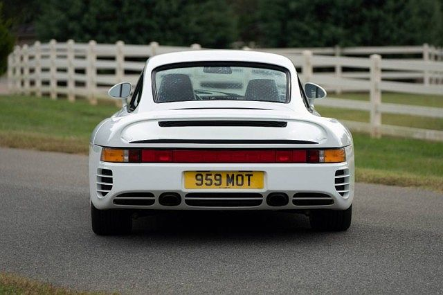Porsche 959 For Sale >> 1988 Porsche 959 For Sale In Charlotte Nc