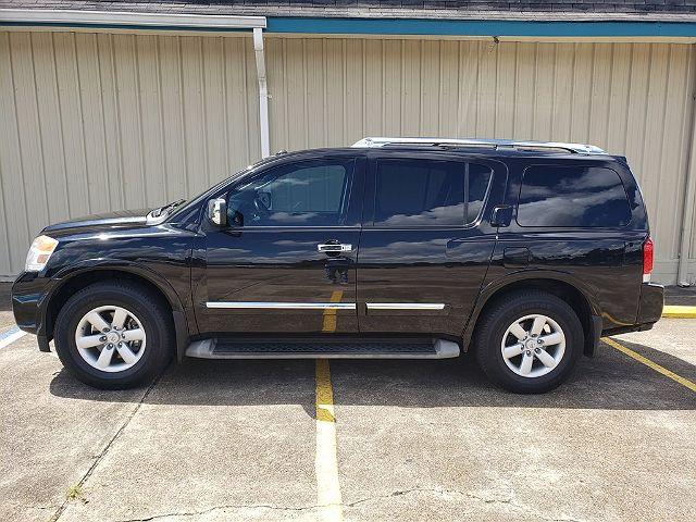 2010 Nissan Armada Titanium Edition