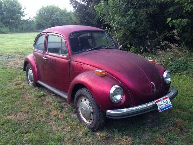 1972 Volkswagen Beetle Super