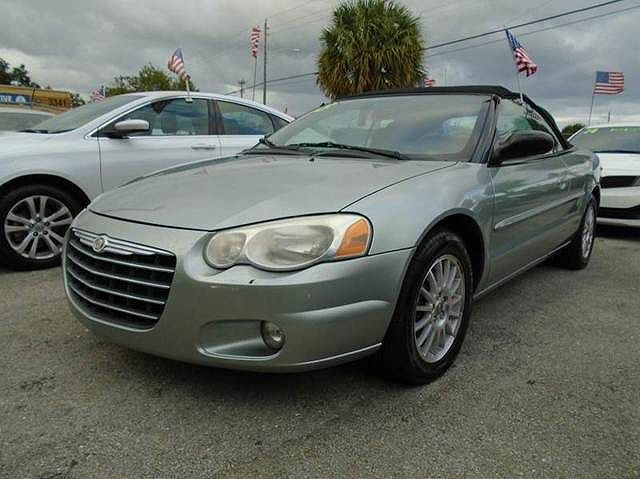2006 Chrysler Sebring Touring