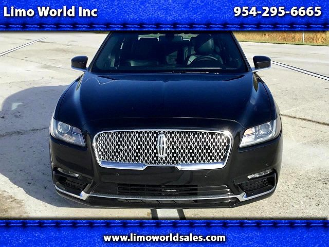 2018 Lincoln Continental Livery