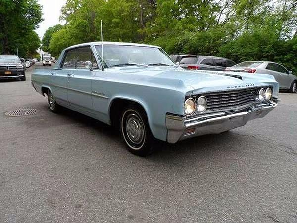 1963 Oldsmobile Eighty Eight