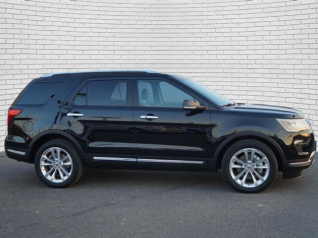 2018 Ford Explorer Limited Edition
