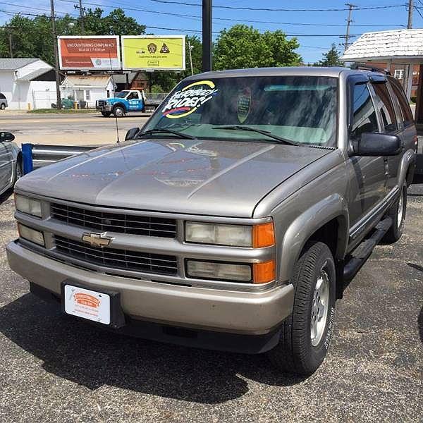 2000 Chevrolet Tahoe Z71