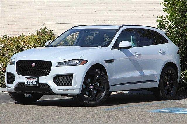 2020 Jaguar F-Pace Checkered Flag