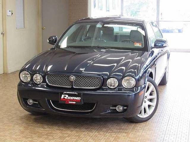 2008 Jaguar XJ XJL