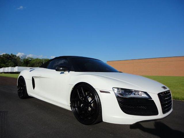 2011 Audi R8 5.2