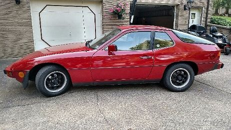 1979 porsche 924 value