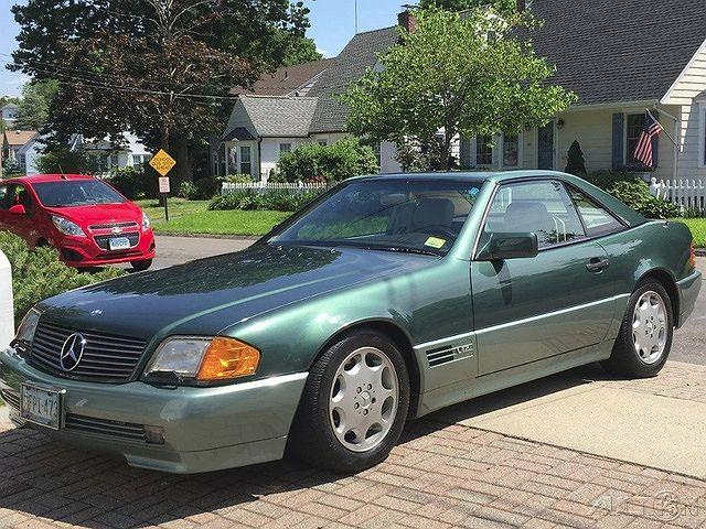 1993 Mercedes-Benz 600 SL