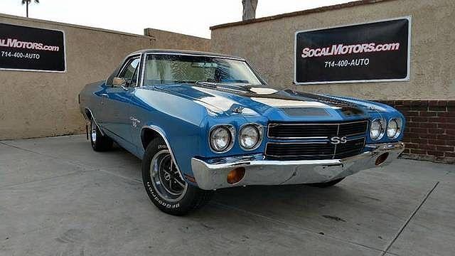 1970 Chevrolet El Camino SS for sale in Huntington Beach, CA