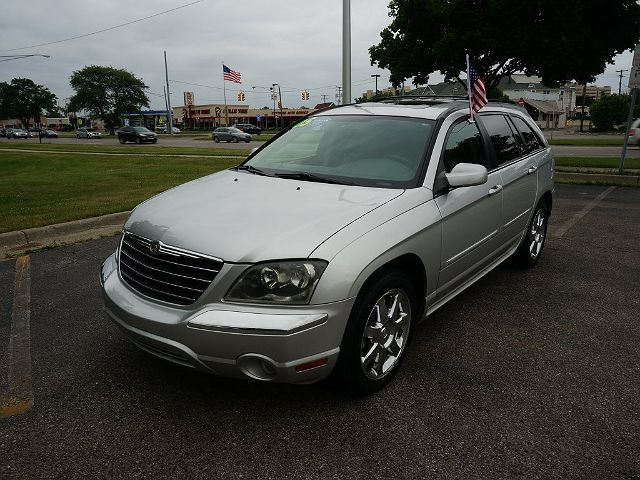 2005 Chrysler Pacifica Limited Edition