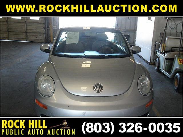 Rock Hill Public Auction >> 2006 Volkswagen New Beetle For Sale In Rock Hill Sc