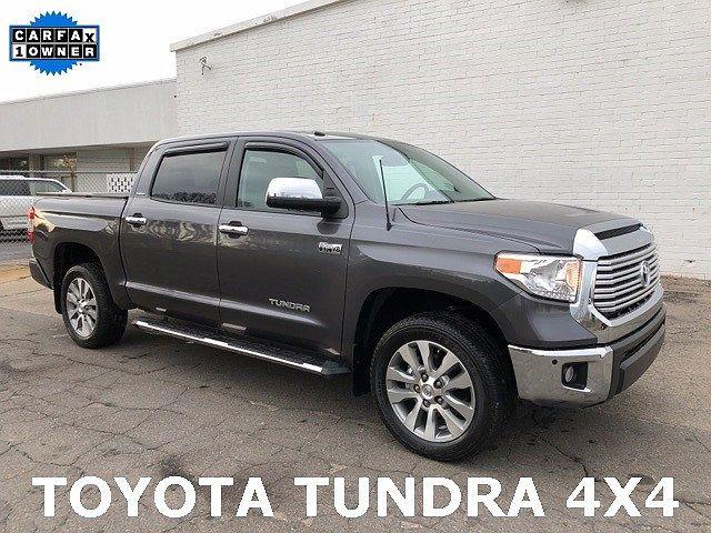 2016 Toyota Tundra Limited Edition