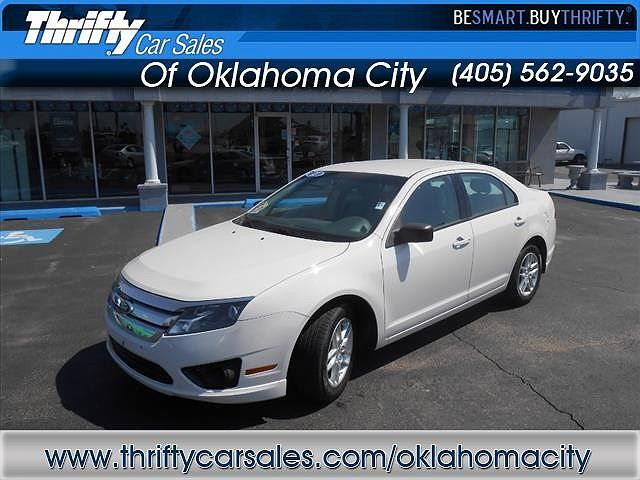2011 Ford Fusion S