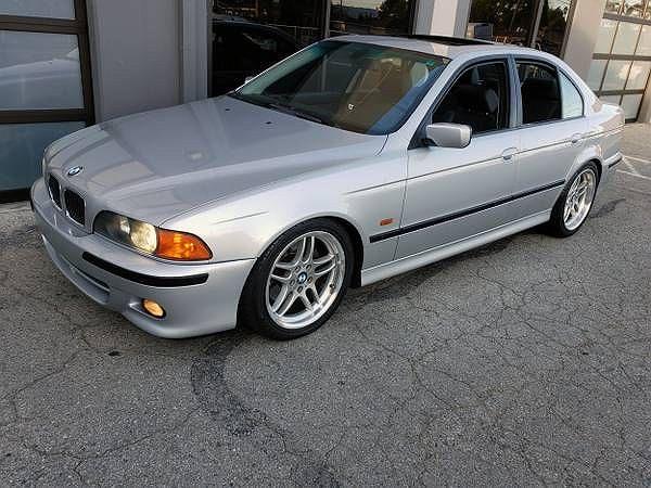 2000 BMW 5 Series 540i