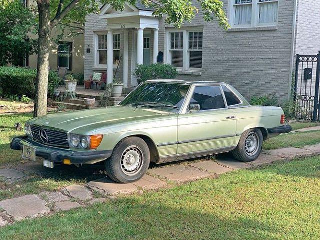 1974 Mercedes-Benz 450 SL