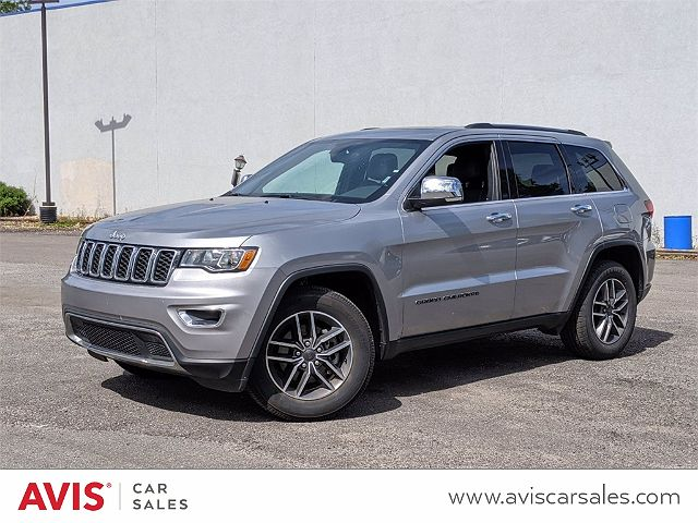 2020 Jeep Grand Cherokee Limited Edition