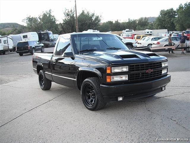 Chevrolet C/K 1500 454SS For Sale