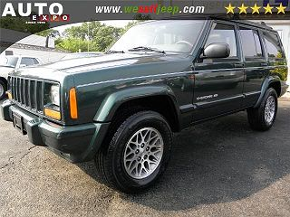 1999 JEEP CHEROKEE LIMITED EDITION