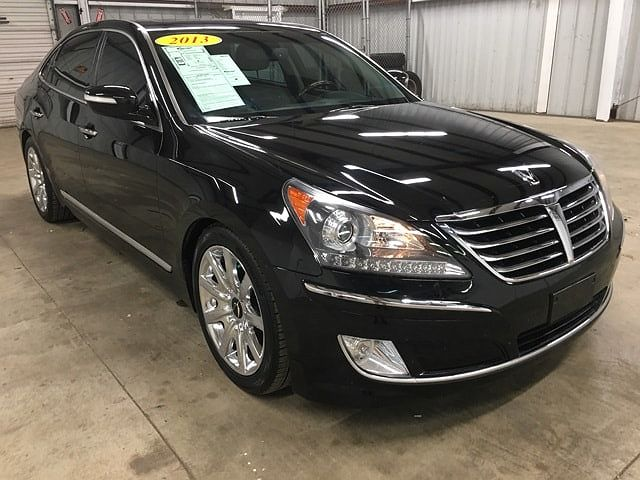 2013 Hyundai Equus Ultimate