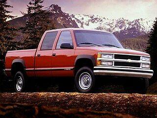 2000 Chevrolet C/K 3500