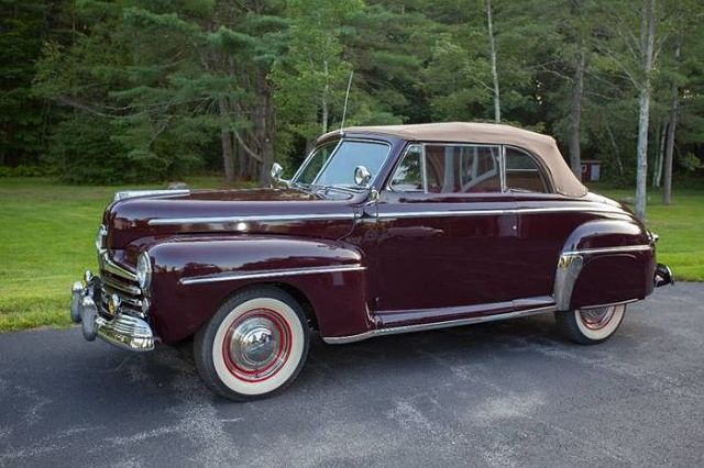 1947 Ford Deluxe