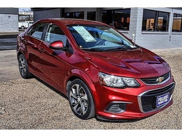 2017 Chevrolet Sonic Premier >> 2017 Chevrolet Sonic Premier For Sale In Lubbock Tx